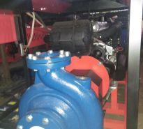 Máy bơm động cơ dầu 130HP