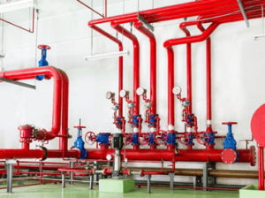 Hệ thống chữa cháy bằng khí Co2