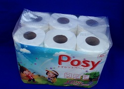 Giấy vệ sinh Posy Classic