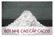 Bột nhẹ cao cấp caco3