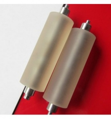Trục rulo Silicone trong