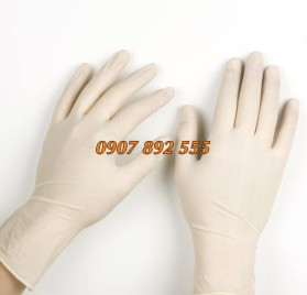 Găng tay phòng sạch latex