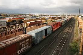 Vận tải đường sắt Nam Bắc