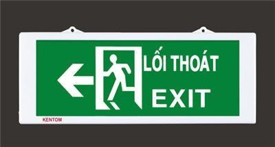Đèn Exit Kentom
