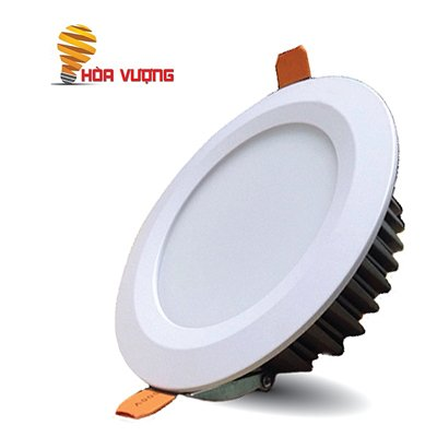 Đèn LED Âm Trần Khối Đúc