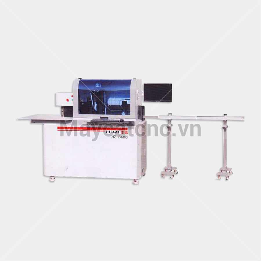 Máy uốn chân chữ kim loại MODEL HZ-B600