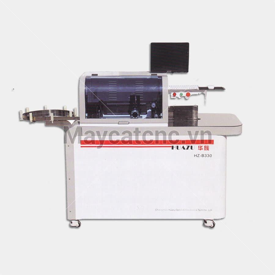 Máy uốn chân chữ kim loại MODEL HZ-B330