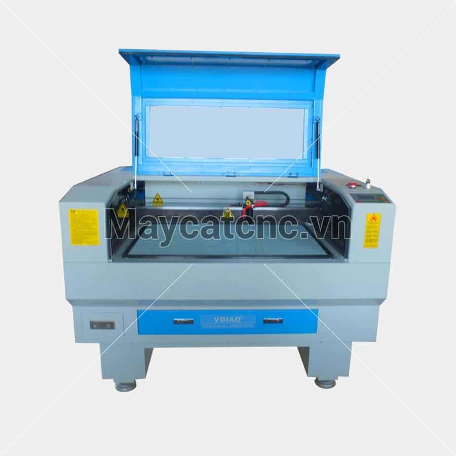 Máy cắt laser hiệu VDIAO Model VD-6040