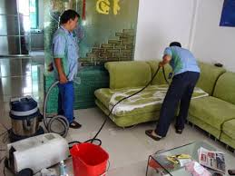 Dịch vụ giặt ghế Sofa - salon