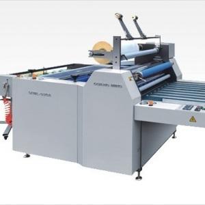 Máy cán màng nhiệt bán tự động Model SFML-920A