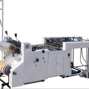 máy cán màng nước tự động Model SF-1100C