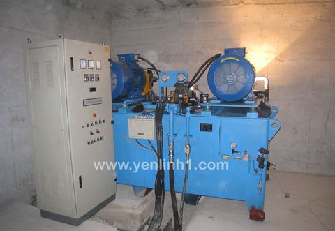 Trạm nguồn thủy điện
