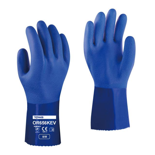 Găng tay chống dầu TOWA OR656