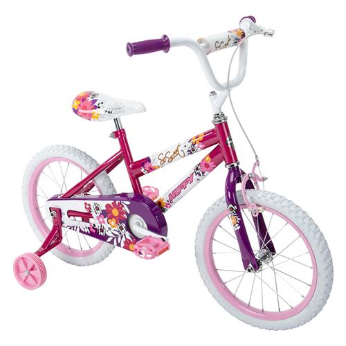 Xe đạp bé gái