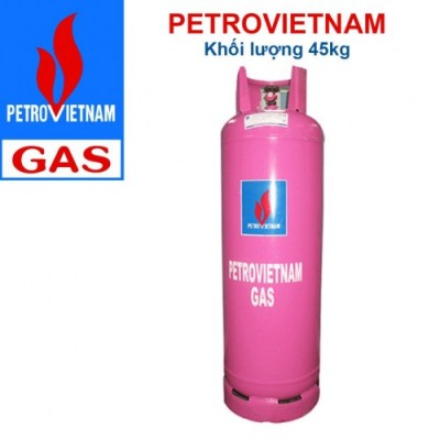 Bình gas PetroVietNam 45kg