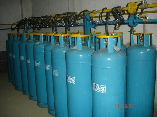 Bình gas công nghiệp petrolimex 48kg
