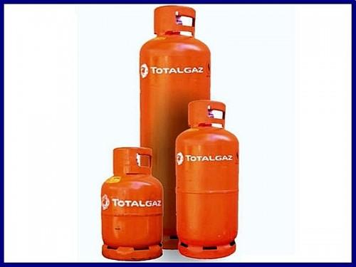 Gas Totalgaz 45kg