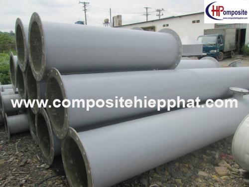 Ống nhựa Polypropylen dẫn khí thải