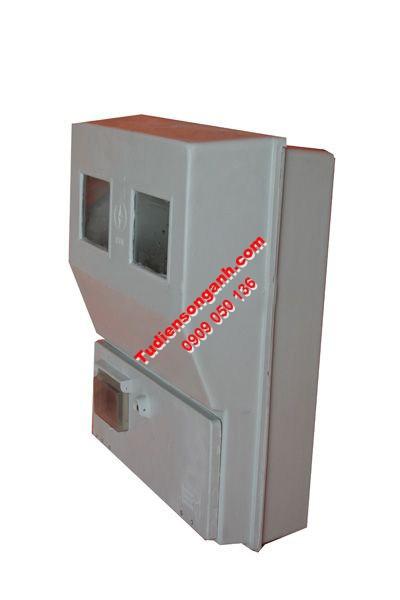 Tủ 2 công tơ Composite