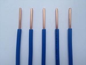 Dây đơn cứng lõi đồng, bọc nhựa PVC