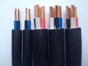 Cáp điện lực ruột đồng cách điện PVC, võ PVC