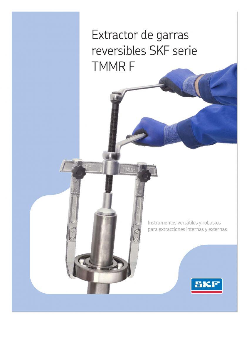 Bộ dụng cụ tháo lắp vòng bi SKF TMMR 8F
