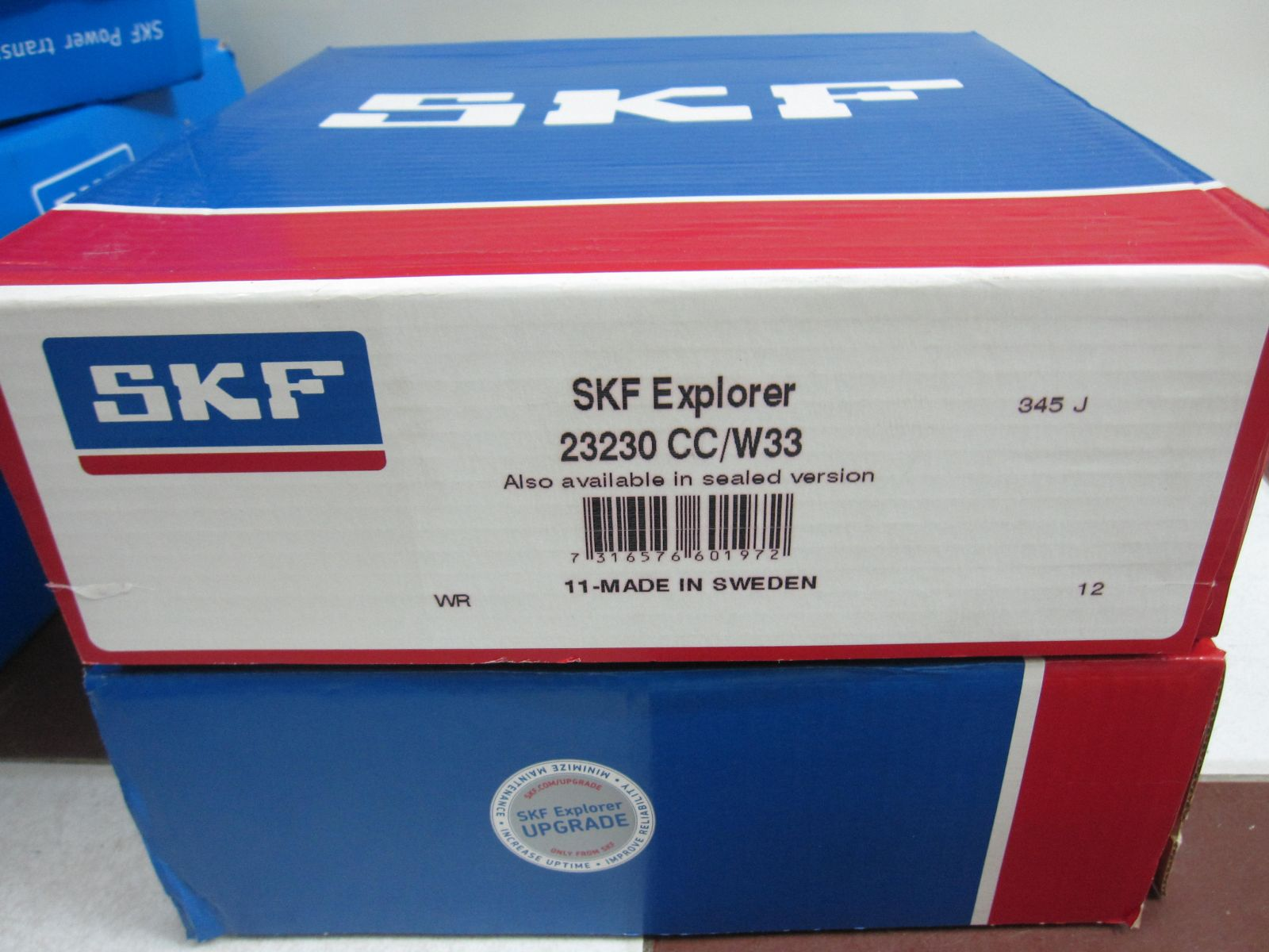 Vòng bi SKF 23230 CC-W33