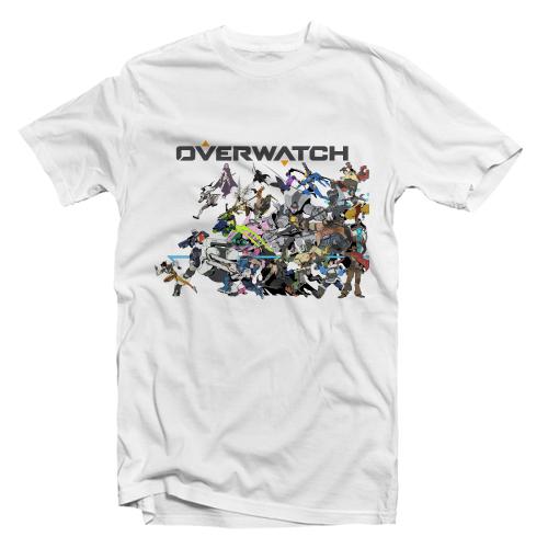 Áo Thun Overwatch