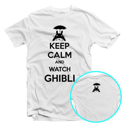 Áo Thun Ghibli