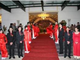 Tổ chức lễ kỷ niệm thành lập