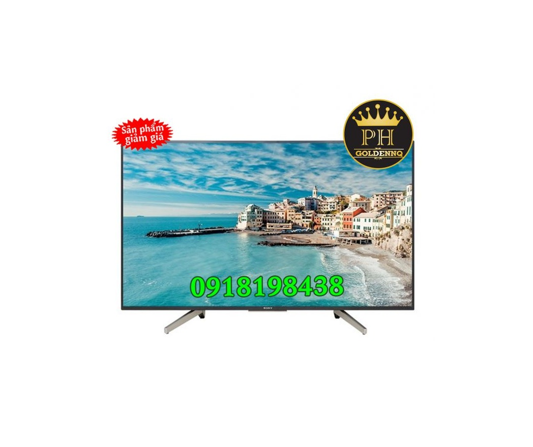 Android Tivi Sony 43 Inch