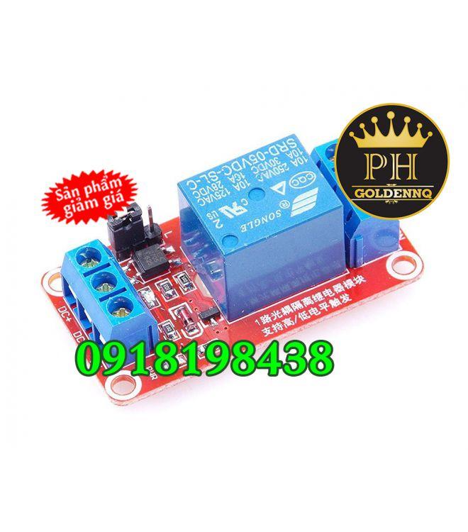 Module Relay 5VDC