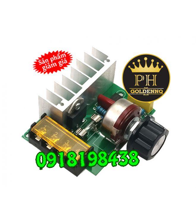 Module Dimmer AC 4000W