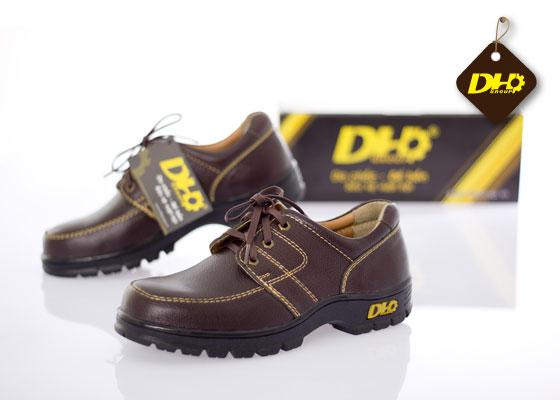 Giày DH Da Nâu