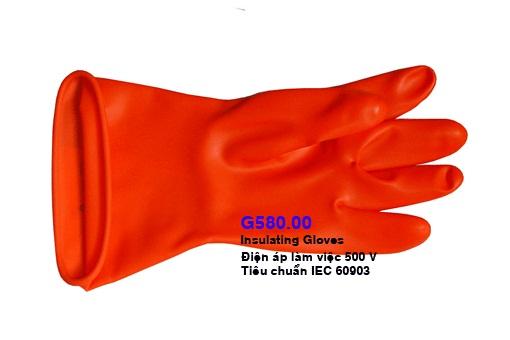 Găng tay Cách Điên 500V