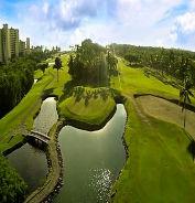 Chụp ảnh, Quay phim trên không sân golf