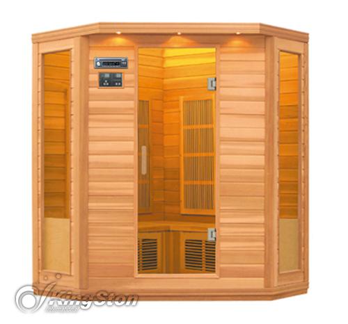 Phòng Sauna Tia Hồng Ngoại FISC-043LC