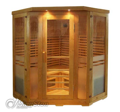 Phòng Sauna Tia Hồng Ngoại FISC-043LR