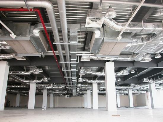 Hệ thống đường ống gió Công Ty Kangagoo VP