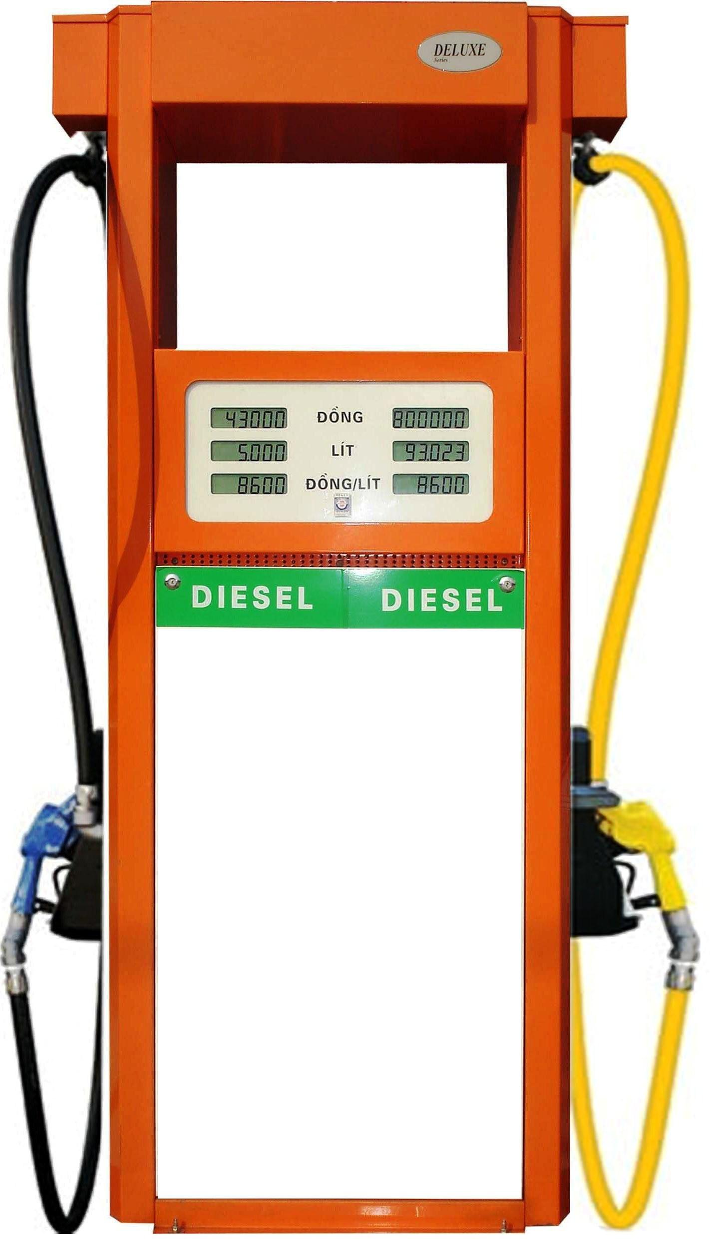 Trụ bơm xăng dầu NT-212