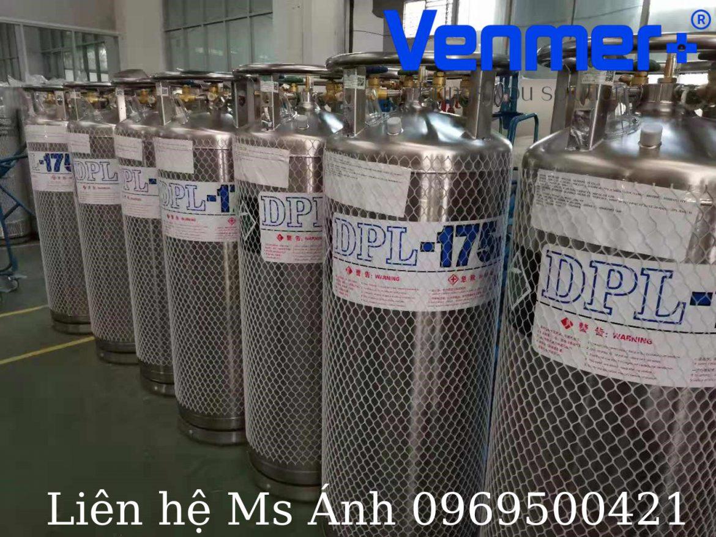 Bình XL45 chứa khí Oxy