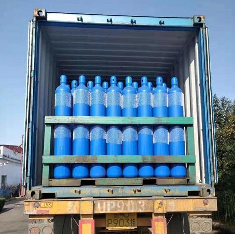 Bình chứa khí CO2 loại 40L