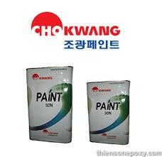 Sơn Lót Epoxy Chokwang