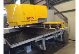 Máy đột CNC SNK