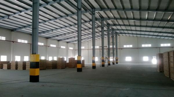 Nhà xưởng - Công ty Lishin