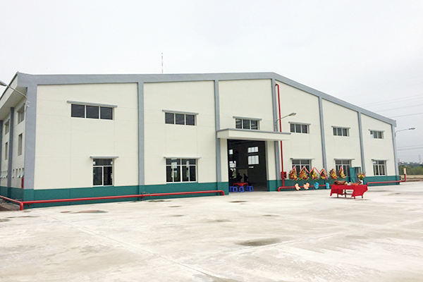 Nhà xưởng Công ty Souki