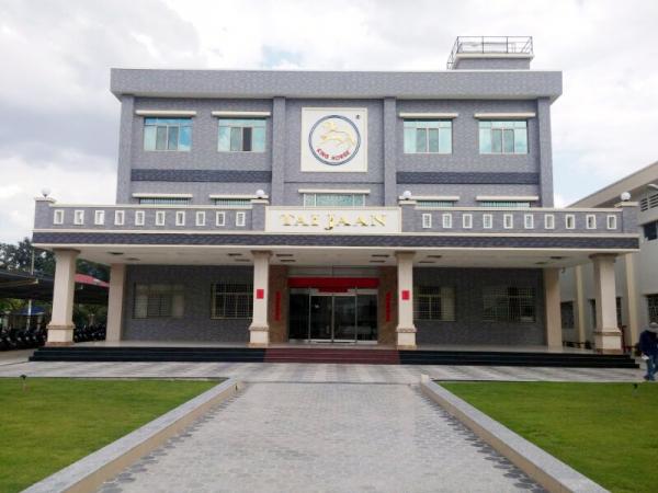 Nhà Văn Phòng - Công Ty Nhựa Taijaan