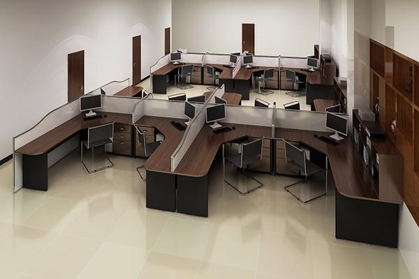 Nội thất nhà văn phòng