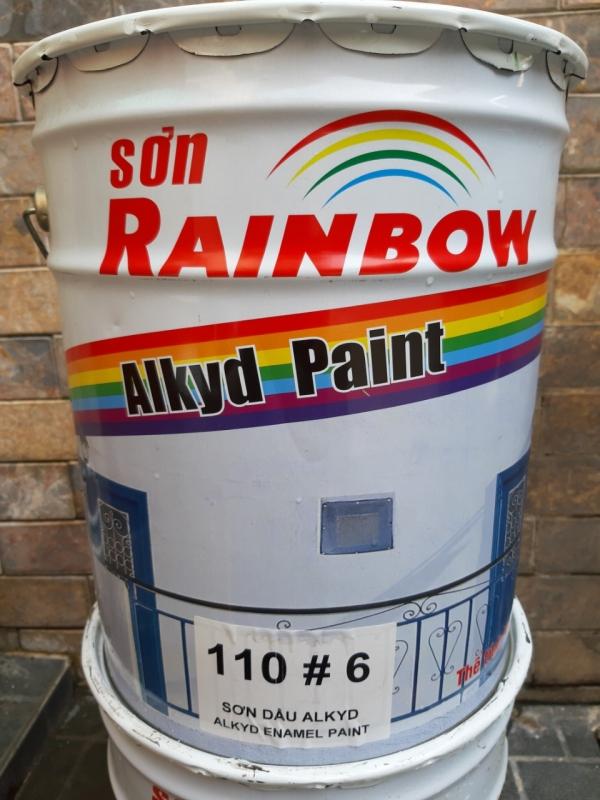 Sơn dầu Alkyd màu