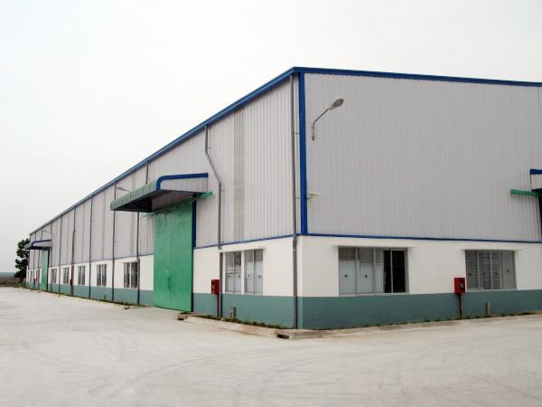 Nhà xưởng Công Ty Học Thánh